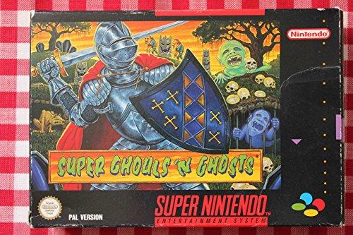 Super Ghouls n Ghosts Nintendo