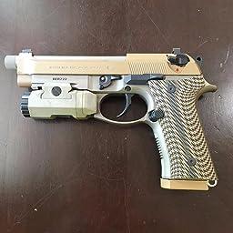 Amazon.com : StonerCNC Beretta 92 Vertec & M9A3 Gun Grip