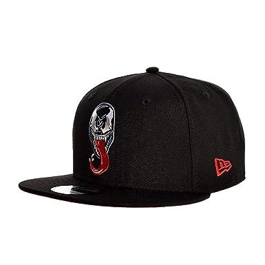 7f1352d16536e New Era Venom Snapback Cap Black 9fifty 950 OSFA Basecap Limited Edition