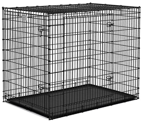 Extra-Large-Dog-Breed-Great-Dane-Heavy-Duty-Metal-Dog-Crate