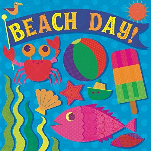 Beach Day! (Fluorescent Pop!)