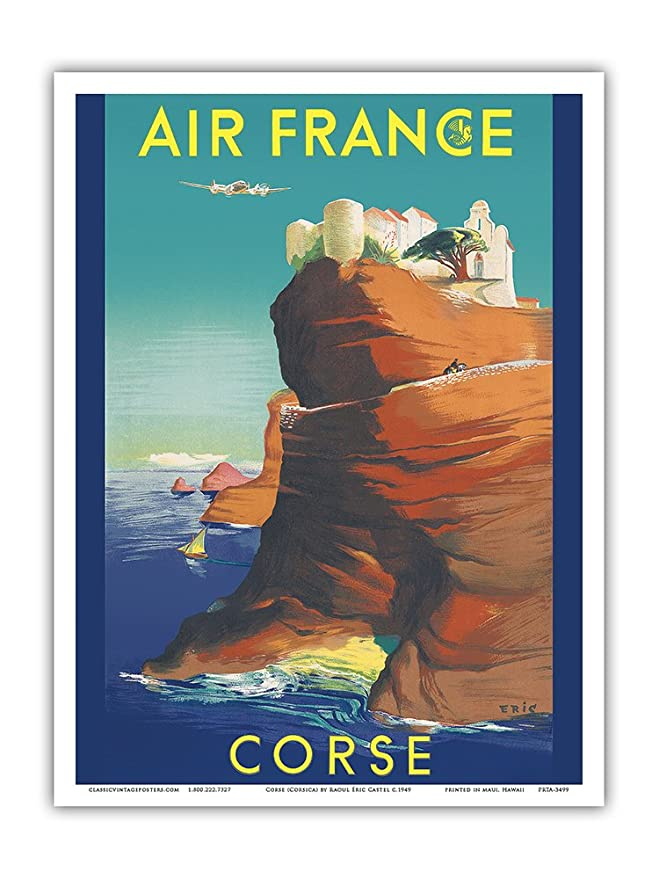 Pacifica Island Art Córcega (Córcega)-Air France-Bonifacio ...