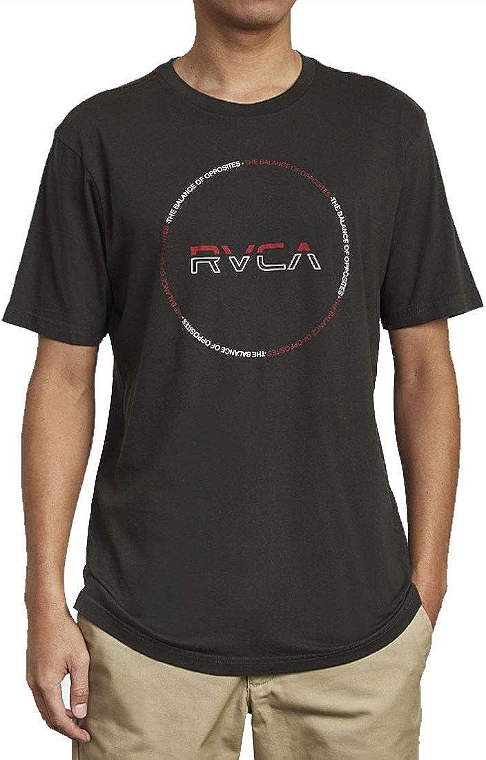 RVCA Mens Splitter Seal T-Shirt