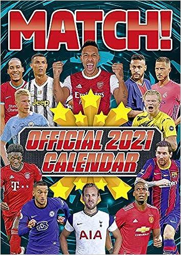 Match 2021 Calendar Images