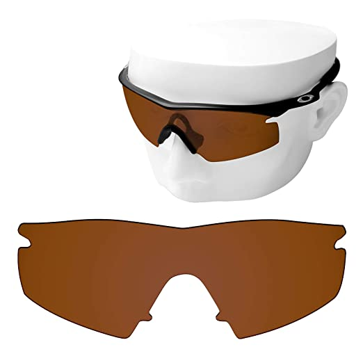 645b51205f Amazon.com  OOWLIT Replacement Lenses Compatible with Oakley M Frame ...