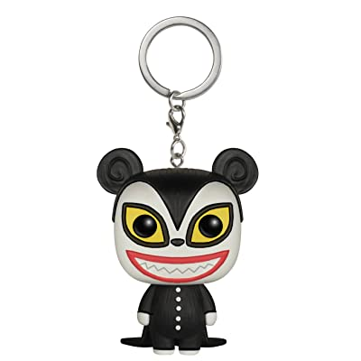 Funko Pocket POP Keychain: NBC - Vampire Teddy Keychain: Funko Pocket Pop! Keychain:: Toys & Games