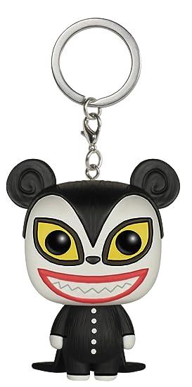 Funko – Pocket Pop Keychain: NBC – Vampire Teddy