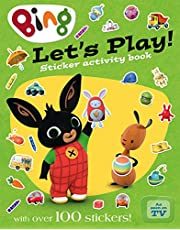Let's Play sticker activity book (Bing)