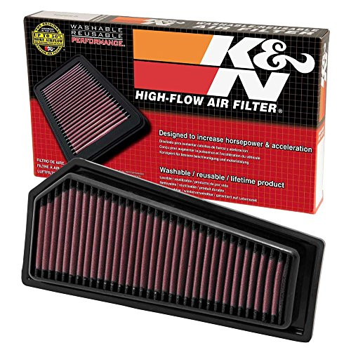 K&N 33-2965 High Performance Replacement Air Filter