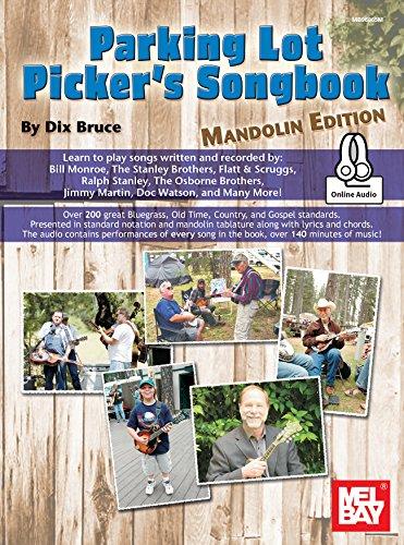 Parking Lot Picker's Songbook - Mandolin