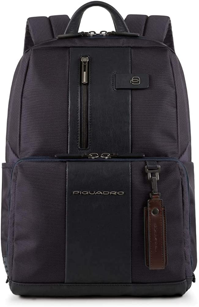 PIQUADRO Backpack Male Blue