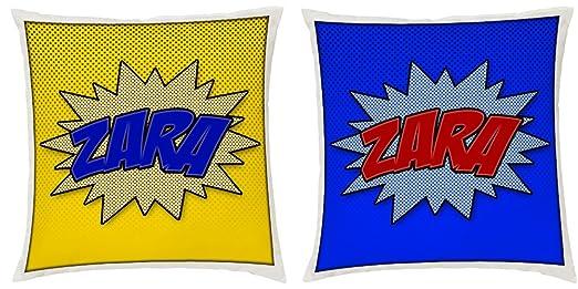 Zara hembra nombre Comic Art estilo starstills netproship ...
