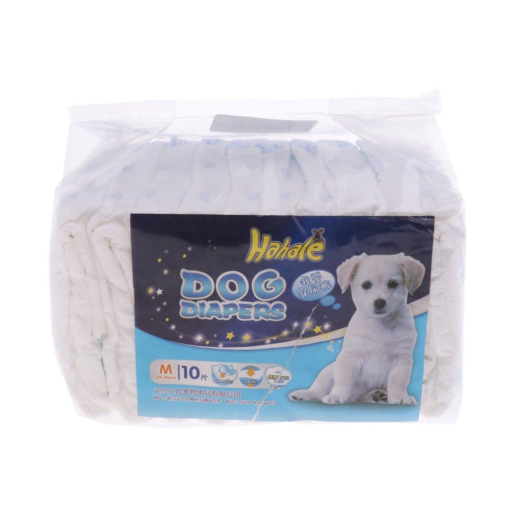 Baoblaze 20X Pañal Sanitario Ropa Absorbente Accesorios Vestido Mascota Perro Gato: Amazon.es: Juguetes y juegos