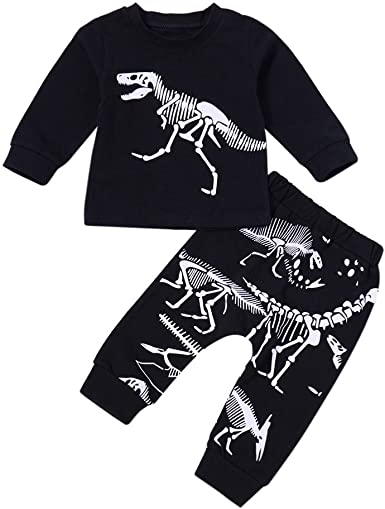 XUANOU Infant Baby Boys Girl Cartoon Bear Christmas Xmas Letter Romper Jumpsuit
