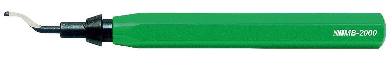 SHAVIV 29159 MB2000 Green Uniburr With E100 Heavy Duty Hi-Speed Steel Blade