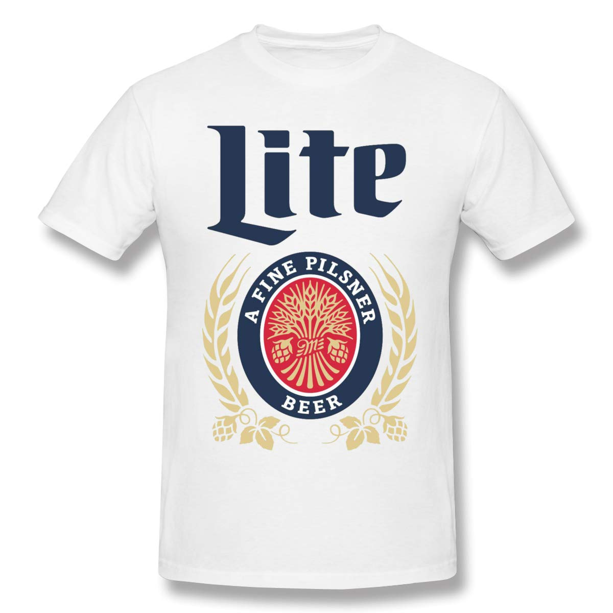 Miller Lite Tank Classic With Short Sleeve Shirts