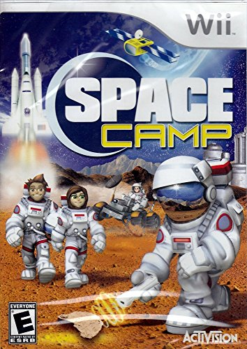 Space Camp - Nintendo Wii - Are Tones What Cool Skin
