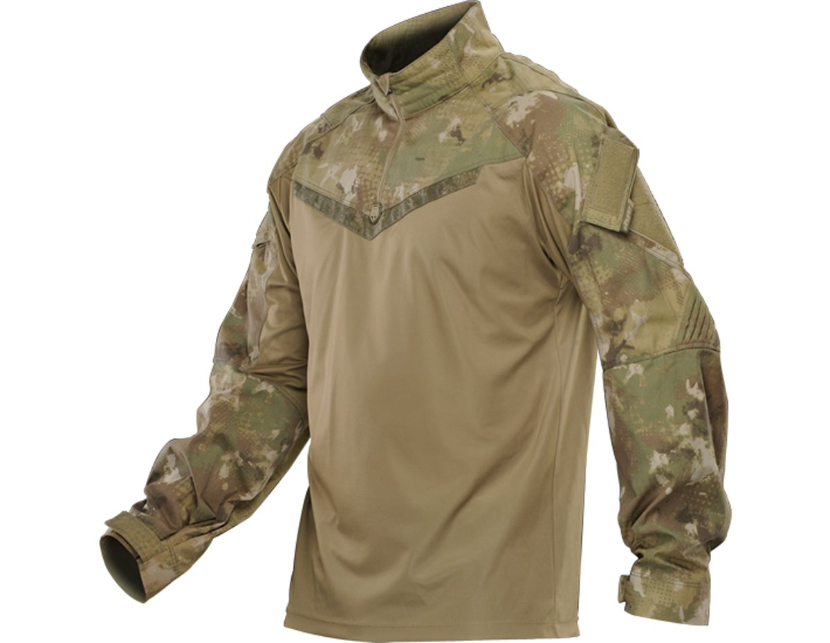 Dye Tactical 2.0 MOD Top Paintball Jersey - DyeCam - 2X-Large by Dye
