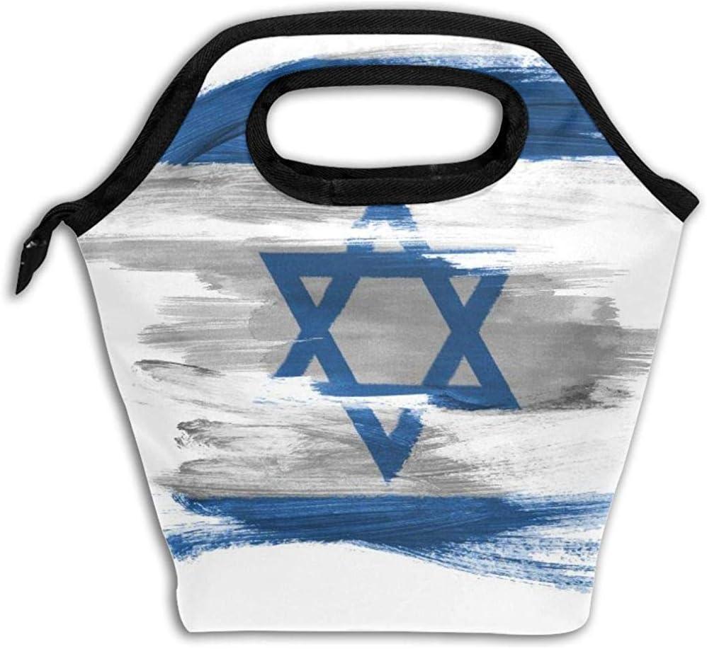 Israel Bandera israelí pintada en letreros blancos Símbolos Israel ...