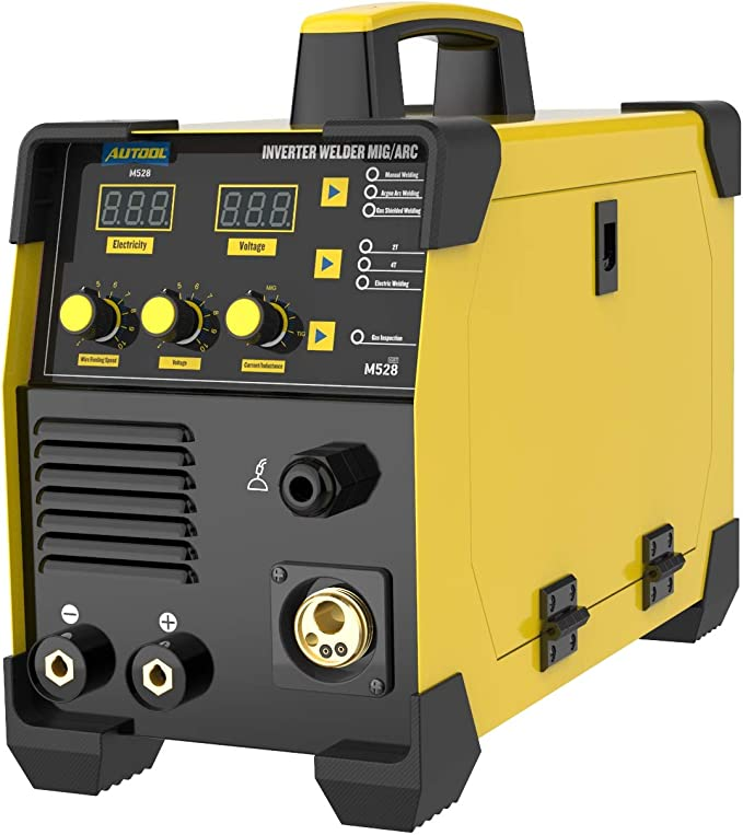 AUTOOL M528 MIG/ARC 3 IN 1 Welder