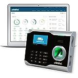 uAttend BN6500 Wi-Fi Biometric Fingerprint Time Clock