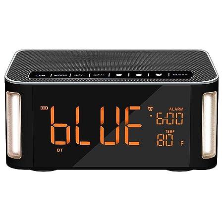 Review Bluetooth Speaker,POWERIVER Portable Wireless