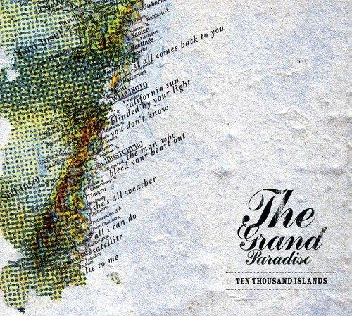 CD : The Grand Paradiso - Ten Thousand Islands (United Kingdom - Import)