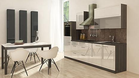 respekta Premium - Bloque de cocina (280 cm, apariencia de ...