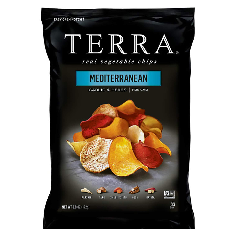 TERRA Mediterranean Chips, 6.8 oz.