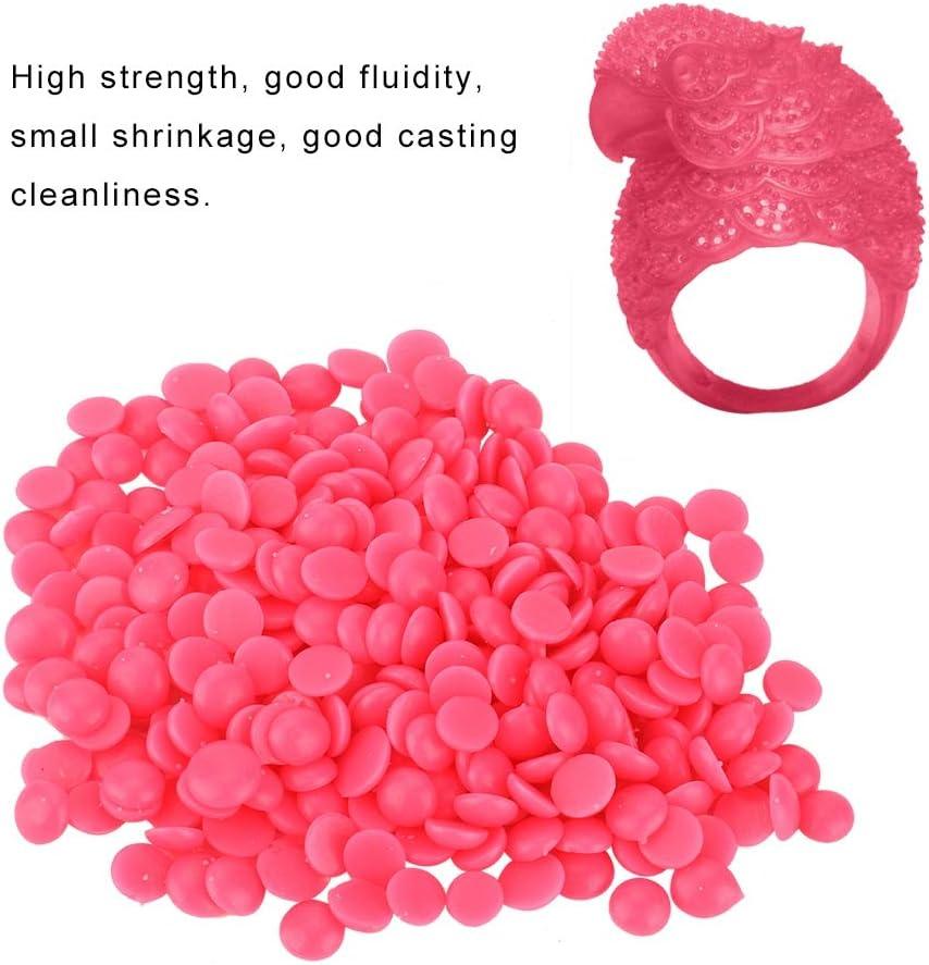 Perle di cera universali Muffa Creazione di gioielli Strumenti per creazione di gioielli Accessori per la creazione di gioielli Strumenti per intaglio Perline di cera professionali