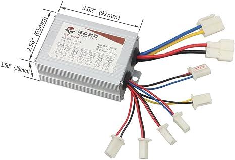 Winsgmoto - Controlador de velocidad del motor eléctrico para ...