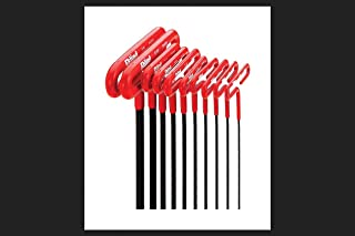 product image for Eklind Tool 10 Piece T-Handle Hex Key Set (50160)