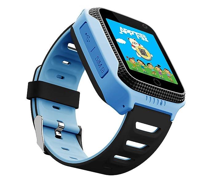 Amazon.com: F-TALK Smart Watch Phone for Kids -GPS Tracker ...
