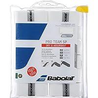 Babolat (Babolat) Tennis Over Grip Professional Team SP 12 Bottles BA654011 White (003)