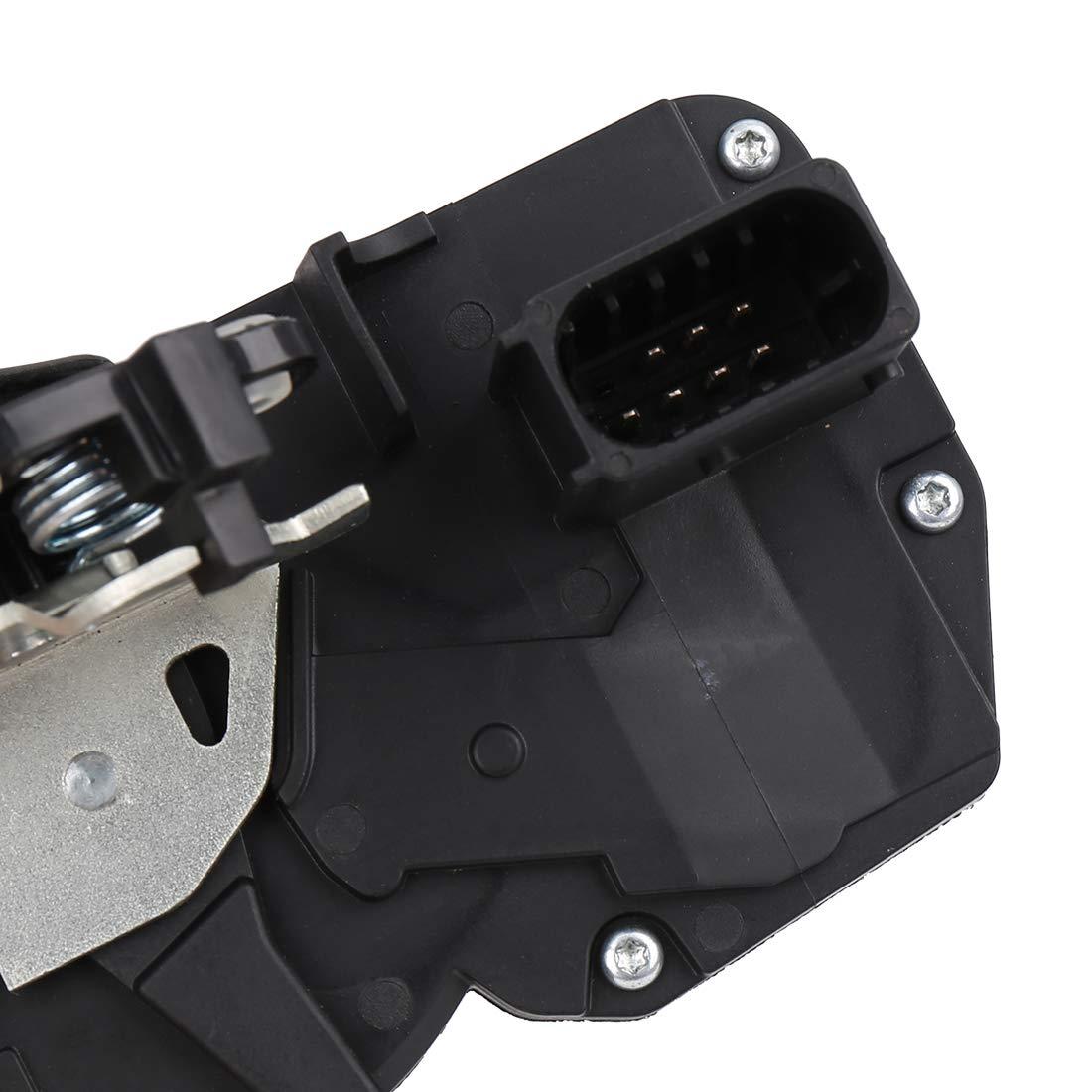 X AUTOHAUX Power Door Lock Actuator Motor Latch Front Left for 05-10 Pontiac G6 931-352