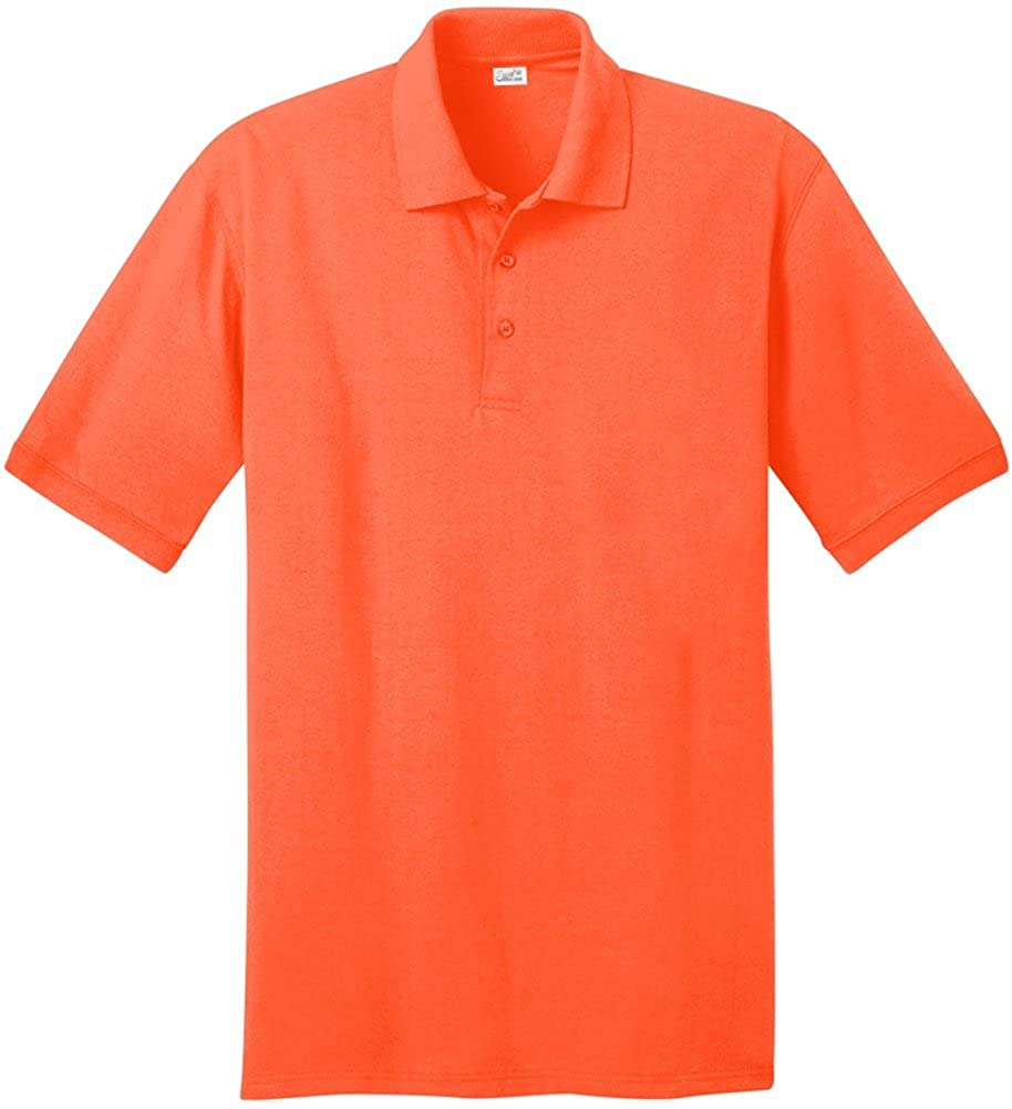 Joes Usa Mens Tall Polo Shirt In 21 Colors Tall Sizes Lt 4xlt At