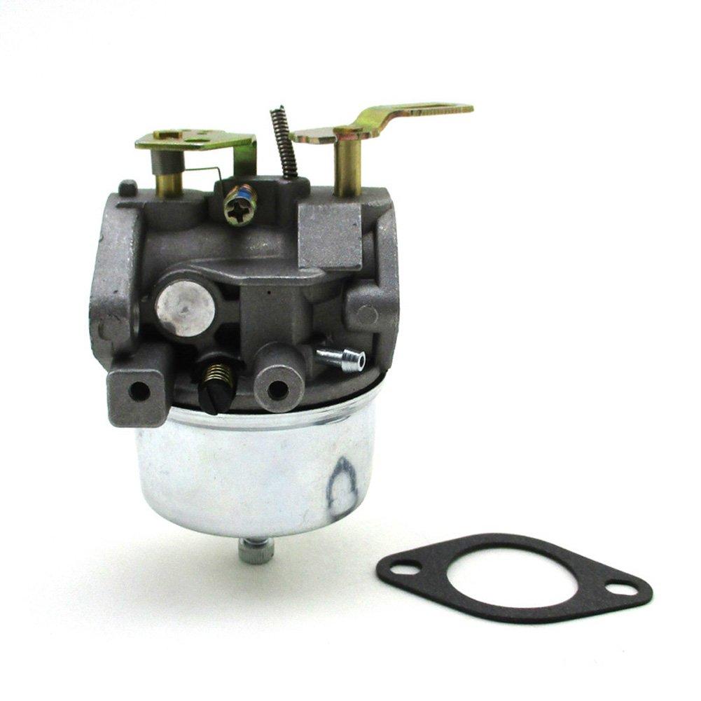 Race-Guy Adjustable Carb For Tecumseh Carburetor 8HP 9HP 10HP Engine HMSK80 HMSK90 Snowblower product image