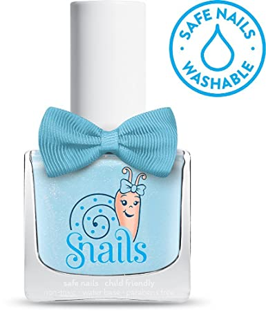 Snails Bedtime Stories Nagellack Wasser blau Himmel 10,5 ml