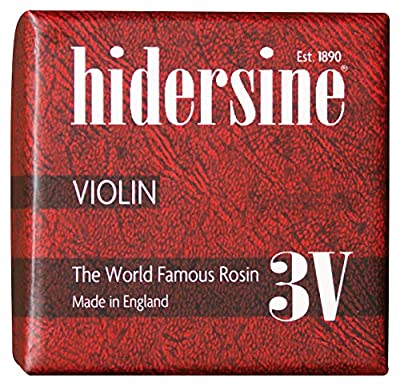 Hidersine VP-033V Series III Bow Rosin - Violin