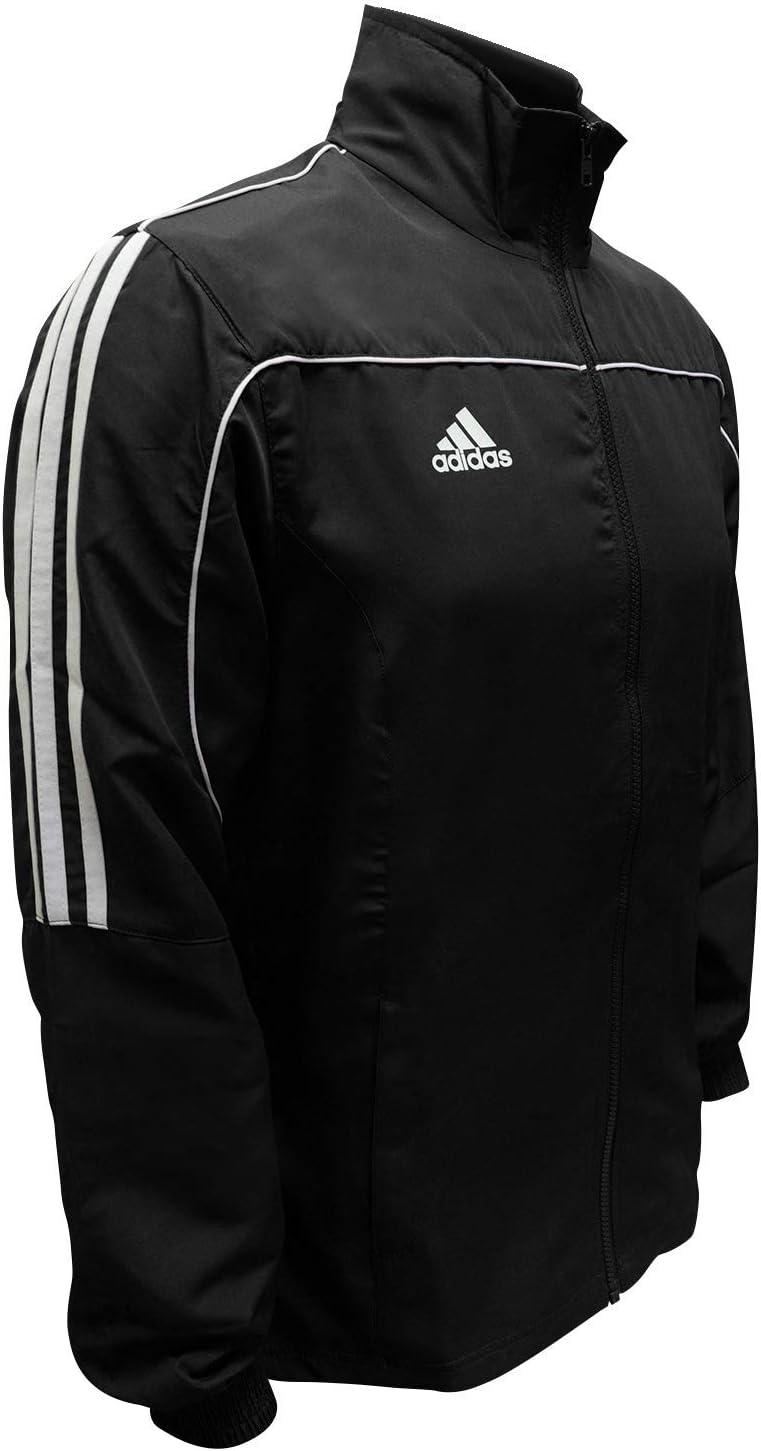 Chaqueta de chándal Adidas (Negro, 152 cm): Amazon.es: Deportes y ...