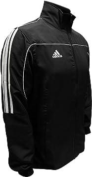 Chaqueta de chándal Adidas (Negro, 152 cm): Amazon.es ...