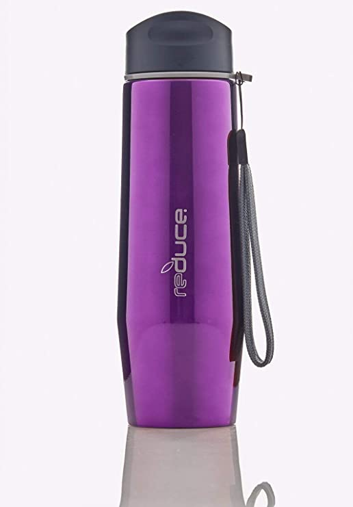 reduce Flask Stainless - Stainless Steel Vacuum Insulated 17 oz