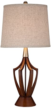 St Claire 31 High Mid Century Modern Table Lamp Mid Century