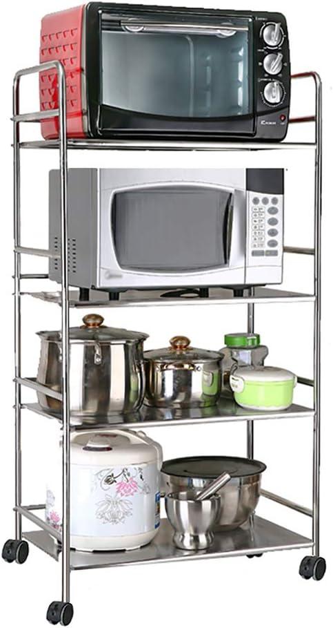 Estante de cocina Rack para Panadería, Horno De Microondas para ...
