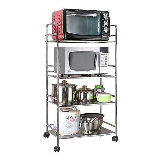 Estante de cocina Rack para Panadería, Horno De Microondas ...