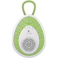 MyBaby Sound Spa On-The-Go Machine, Green/White