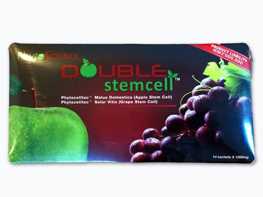 Phytoscience PhytoScience 60 Packs PhytoCellTech Double StemCell Apple & Grape Swiss Quality Formula