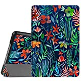 Fintie iPad Mini 4 Case - Slimshell Lightweight Smart Stand Protective Cover with Auto Sleep/Wake Feature for Apple iPad Mini 4 (2015 Release), Jungle Night