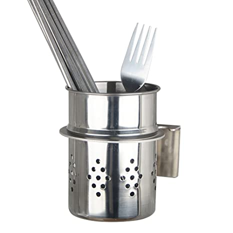 Autoadhesivo para colgar de acero inoxidable utensilios de ...