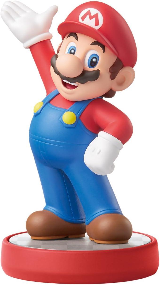Mario Party 10 + Mario amiibo Bundle - Wii U by Nintendo: Amazon.es: Videojuegos